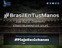 Brasil en tus manos