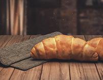"Croissant CGI "" FREE MODEL """
