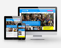ReDesign unicef.ch