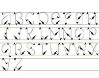 GlouMyths Typeface