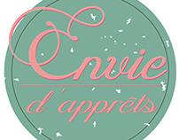 Logo // Envie d'apprêts