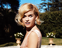 VANITY FAIR - ALICE EVE