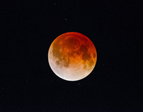 Blood Moon - April 15th, 2014