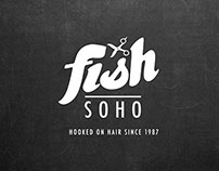 Fish Soho Rebrand