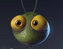 Little Alien Dude