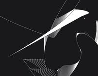 Exóticalia's Mythological Birds Series · 7