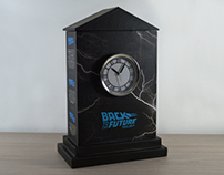 BACK TO THE FUTURE | Packaging