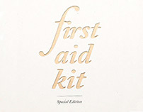 First Aid Kit — Special Edition