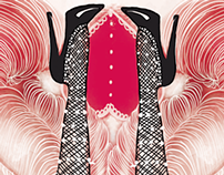 Burlesque - Estampa