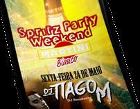 Spritz Party Weekend | Jotta's Bar