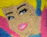 Disney Princess Cake - Cinderella