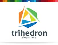 Trihedron   Logo Template