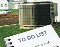 Cool Homes Direct Mail Campaign