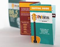 XPoNential Music Festival Design