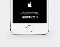 Guide Resto VOIR | Available on iPhone