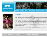 PTI - Web site for presentation purpose