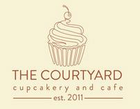 The Courtyard - Logo Design