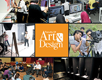 UNISEL : Faculty of Art & Design Brochure