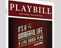 Playbill | It's a Wonderful LIfe