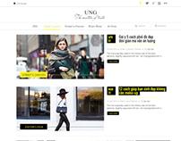 Ưng blog - Magazine  www.ung.vn