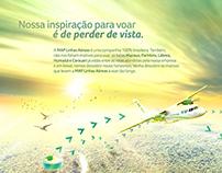 MAP Linhas Aéreas - Anúncio Institucional Revista Flap