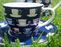 Whittard of Chelsea teaware range
