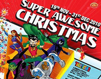 Asia Malls | Teen Titans Super Awesome Christmas