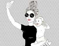 Selfie Mama