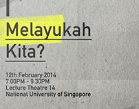 Melayukah Kita? Poster