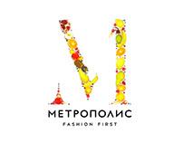 Metropolis logo reveal