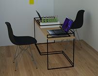 Escritorio 01 - Desk