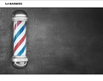 Webdesign / Programming - 1o1BARBERS