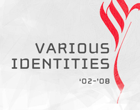Various Identities