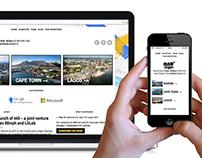 88mph - responsive website