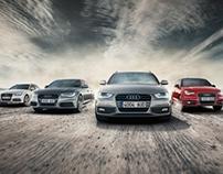 Audi Poster