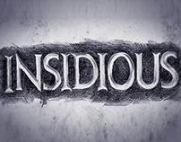 INSIDIOUS 3 – Title Sequence