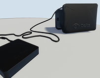 Oculus Rift in 3D