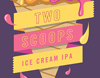 Two Scoops IPA