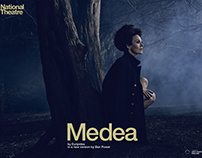 Medea at the National Theatre