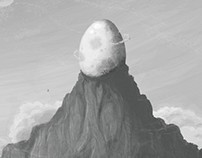 DoA : The Egg on the Mountain