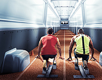 Mercedes-Benz Sprinter ad campaign