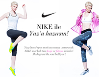 NIKE for Modagram