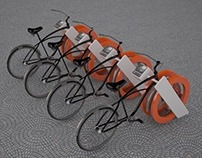 Bike Sharing Unit