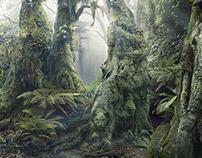 WWF /// Botanimal