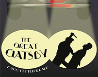 Redesigning a book cover: The Great Gatsby