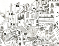 Drawing Beirut