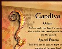 GANDIVA (Amar Chitra Katha)