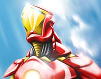 Iron-man concept