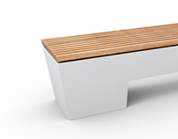 Concrete Bench | TONE