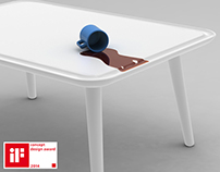 MOAT SILICONE TABLE